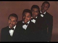 Here's that first hit record The Four Tops had  in 1964 with 'Baby I Need Your Loving.' - The Tops were right up there at the top of the heap on the Mowtown label with The Temps and The Miracles.