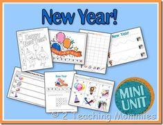 FREE New Year Mini Unit