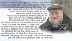 relationship, architect, book, writer, garden, george rr martin quotes