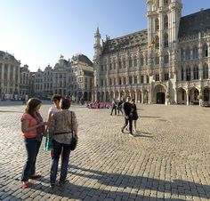 Finding the Beat of Brussels - Brussels is far from undiscovered, but it can feel underrated. It is an easily walkable city, with evenly spaced cobblestones, and the ambiance of a merging and blended Europe.