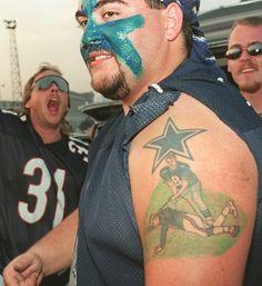 #cowboys #bad #tattoo #inked #NFL
