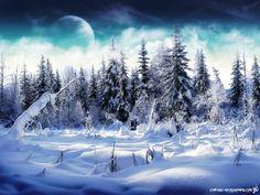 ANTECEDENTES Winter Wonderland Fantasy Pla S Imágenes 6295