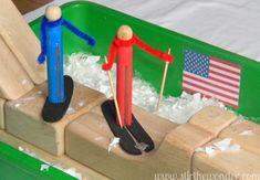 Winter Olympics Small World - Stir The Wonder