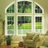 interior, dream hous, incred window, home big windows