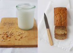 stephmodo: Spiced Buttermilk Banana Bread with Hazelnuts