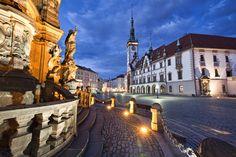 Όλομουτς, Τσεχία