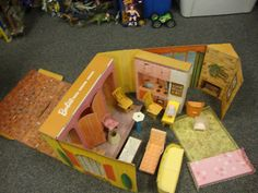 I had this Barbie Dream House 1963