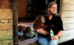 10 Questions for Biruté Mary Galdikas, Orangutan Expert