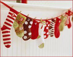 stocking garland