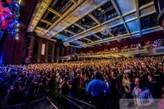 Miami, you look amazing! -- The Fillmore Miami Beach at Jackie Gleason Theatre. C: Jason Koerner Photography