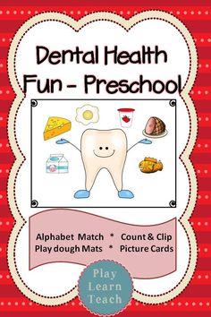 Dental Health Fun - Preschool $