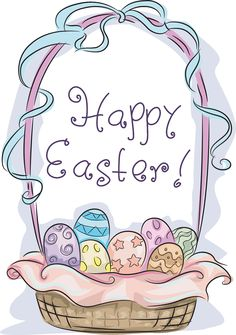happy easter | Happy Easter Basket