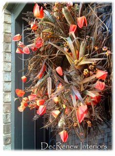 Fall Decorating 2013