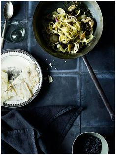 Photo – Sharyn Cairns, Prop Styling – Glen Proebstel, food styling – Deb Kaloper. #pasta