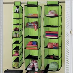 Colorful Hanging Organizers and Boxes from Through the Country Door® | CF706829