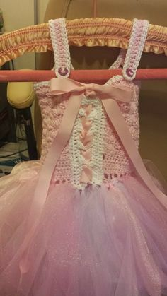 Free Crochet Tulle Dress Pattern : Princess Dress Patterns on Pinterest Princess Dress ...