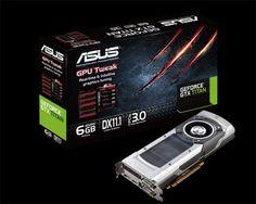 Asus launches Nvidia GeForce GTX Titan video card - SlashGear