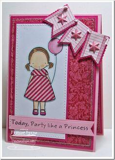PI Birthday Girl - Frances Byrne
