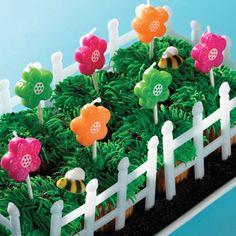 garden cupcajes   garden cupcakes