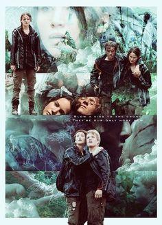 Hunger Games / Peeta / Katniss