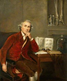 John Hunter (1728–1793), Surgeon and Anatomist by Joshua Reynolds (after)