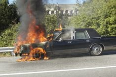 Car fires account for about 20% of all reported fires. Learn how to reduce some of the risk.