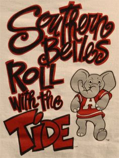Southern Belles ROLL with the TIDE!!