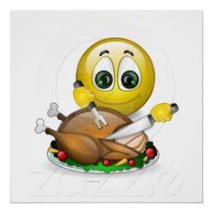 Carve Turkey