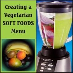"Has your doctor or dentist ever told you to eat a ""soft foods diet"" for a specific dental or health problem? And did you find out, like I did,..."