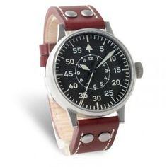 Relojes de Piloto de Mujer  http://www.tutunca.es/reloj-laco-pilot-bonn-cuarzo-piel-marron