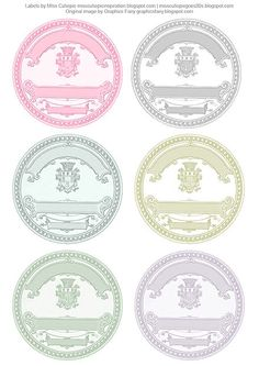 Free printable labels for weddings, jam, scrapbooking, gifts etc etc