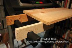 The Treadmill Desk