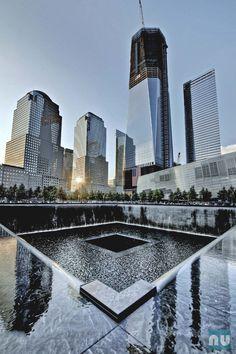 Ground Zero. WTC complex, NYC