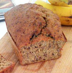 Sans lactose, la vie est rose | Page 2 Banana bread