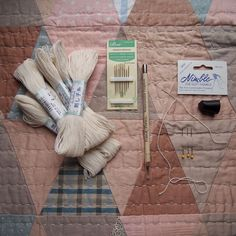 tools for hand quilting