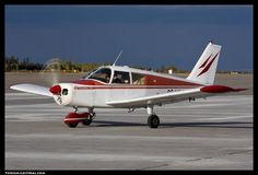 I'd love to get back to more flying. This Piper Cherokee looks a lot like my old plane.