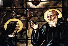 St. Scholastica, Virgin and Religious
