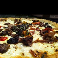 Lockhart Smokehouse Burnt Ends Pizza