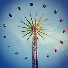 wheel in the sky.    #tnw2012 #amsterdam