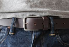 How to: 3 Ways to Punch a Hole in a Leather Belt