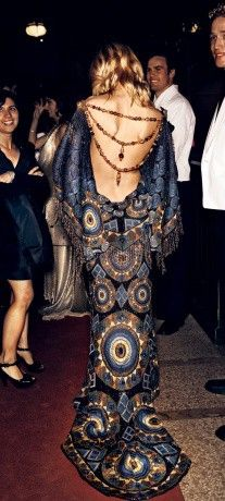Dior Couture gown by John Galliano