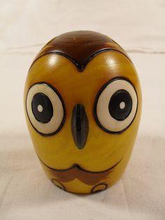 Owl Pencil Holder #Owl #Pencil #Holder