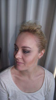 Make-up of Lady Macbeth