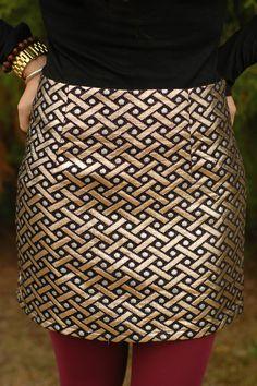 Tis The Season Skirt