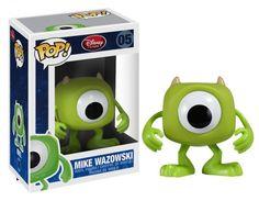 Nuevas figuras Pop! de Monsters Inc. de Funko