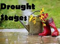 Drought Stages #blog