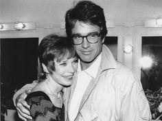 Shirley MacLaine and brother Warren Beatty