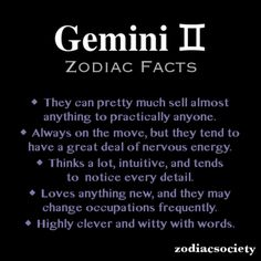 Gemini Facts #3