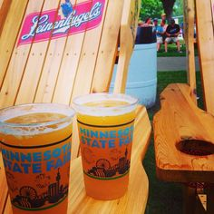 """Cheers to the last day of the @mnstatefair! What was your favorite part of the """"Great Minnesota Get-Together?"""" #mnstatefair #OnlyinMN"""