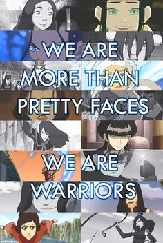 the women of Avatar